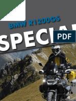 BMW R1200 GS - Touratech Catalog