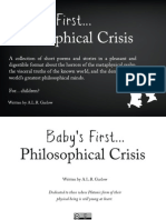 Baby's First Philosophical Crisis