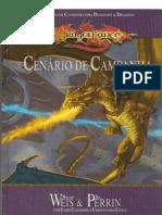 Dragonlance - Cenario de Campanha by Azamor