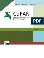 CaFAN Workplan LAIRD