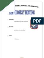 Servidores y Hosting-Valdiviezo
