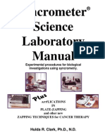 Hulda Clark - Syncrometer Science Laboratory Manual
