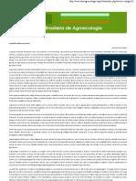 A questão agrícola na Rio+20