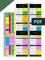 title i schedule