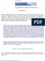 Constituição Federal de 1988 - Comentada pelo STF