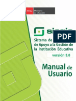 Manual de Usuario SIAGIE 3 Completo