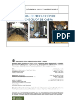 Manual de Produccion de Leche Cruda de Cabra