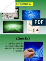 Electronic a Digital