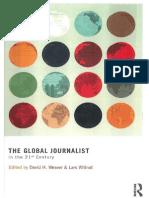 Global Journalists in 21st Century- Dr Sony Jalarajan- Monash University