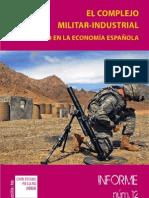 El Complejo Militar Industrial en España