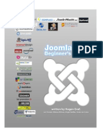 Joomla 2.5 Beginner's guide