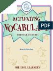Activating Vocaulary Through Pictures
