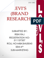Levi's (Eom) Submitted by Kanika and Urvashi