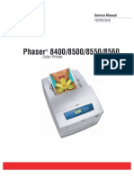 Service Manual Xerox Phaser 8560