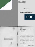 Oberste SA-Fuehrung - Der Exerzierdienst Der SA (1935, 37 S., Scan, Fraktur)