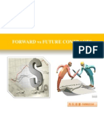 Forward vs Future Contracts