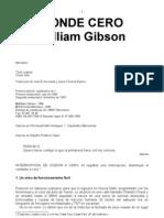 Gibson William - Conde Cero