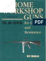Firearms - 9Mm Ar15 Homeconversion Blueprints