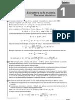 [Química 2º Bachillerato] Ejercicios + Soluciones