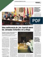CursoDeLadino.com.ar - VI Jornadas Sefardíes en La Rioja (dec 2008)