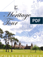 Charterhouse School, The Heritage Tour