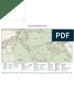 Charterhouse School Site Plan 2012