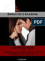 Seductdzs Academy - La Strategie