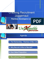Brief Recruitment Presentation