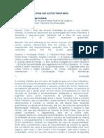 A FUNÇÃO SOCIAL DA PENA NOS ILÍCITOS TRIBUTÁRIOS