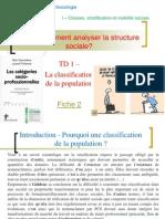TD 1 - Les PCS