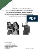 """IB German A1 HL World Literature 1 - Inwiefern wird der Missbrauch der Macht der beiden Protagonisten Paulina und Bernarda in den beiden Werken  """"Der Tod und das Mädchen"""" und """"Bernarda Albas Haus""""  durch das Verhalten ihrer jeweiligen Umgebungen nicht nur ermöglicht, sondern sogar hervorgerufen?"""