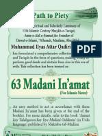 Madani Ina Maat for Islamic Sisters