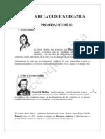 HISTORIA DE LA QUÍMICA ORGÁNICA 2012