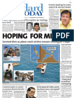 Manila Standard Today -- August 20,2012