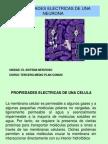 propiedades electricas neuronales