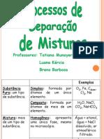 Métodos de separação de mistura (2)