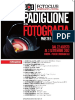 Estate 2012 - Mostra fotografica Fotoclub Ombriano