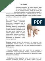 Como Elavorar Embutidos Del Cerdo