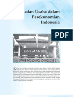 5. Badan Usaha Dalam Perekonomian Indonesia