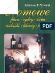 Z.T. Nowicki - Domowe Piwa Cydry Wina Nalewki Likiery Kremy