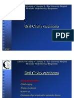 CA Oral Cavity Ppt