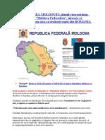 FEDERALIZAREA MOLDOVEI