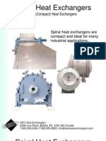 SEC Spiral Heat Exchangers Brochure