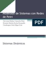 Modelado de Sistemas Con Redes de Petri