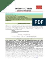 Informativo Online n° 32