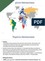 Aula 1 - Introducao e Globalizacao