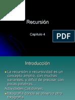 Cap4Recursion