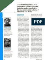 2010-12 Azpiazu-Schorr La Industria Argentina en La Posconvertibilidad