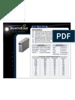 NSB170FT Performance Sheet