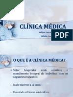 APRESENTAÇÃO CLÍNICA MÉDICA - FINAL